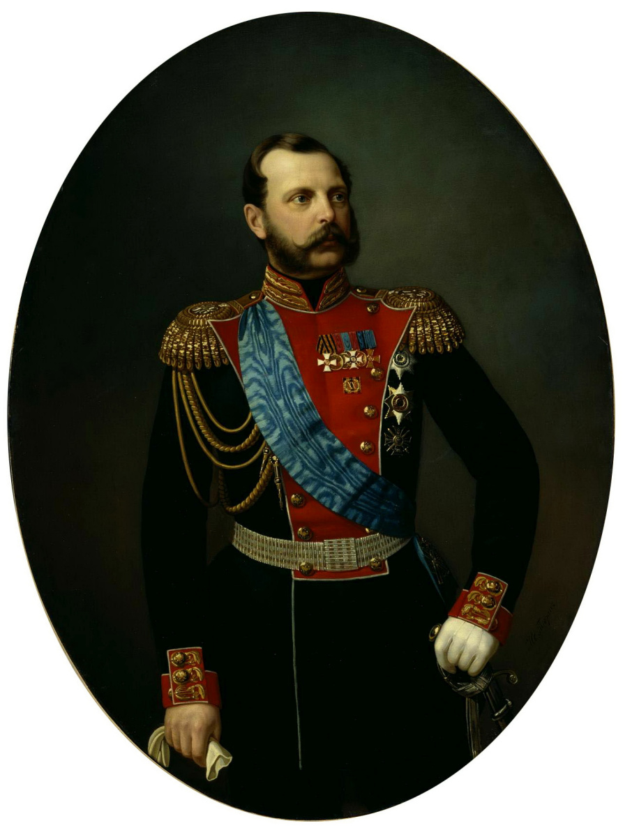 Иван Тюрин. Александр II