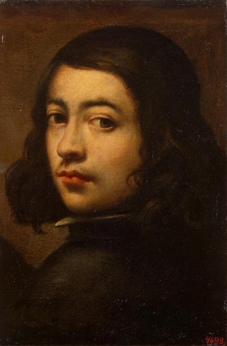 Педро де Мойя. Мужской портрет