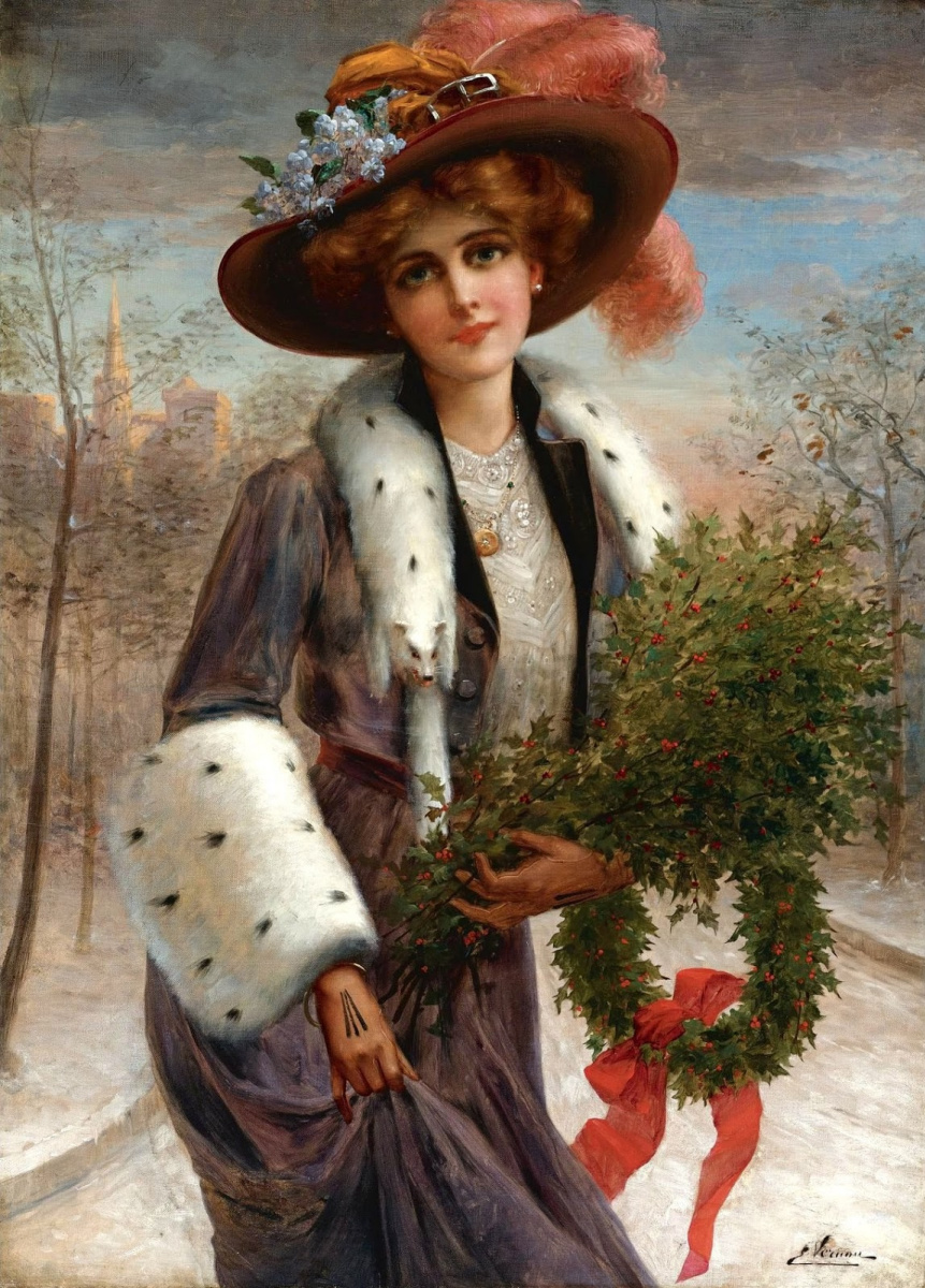 Emile Vernon. Congratulations on the holiday.