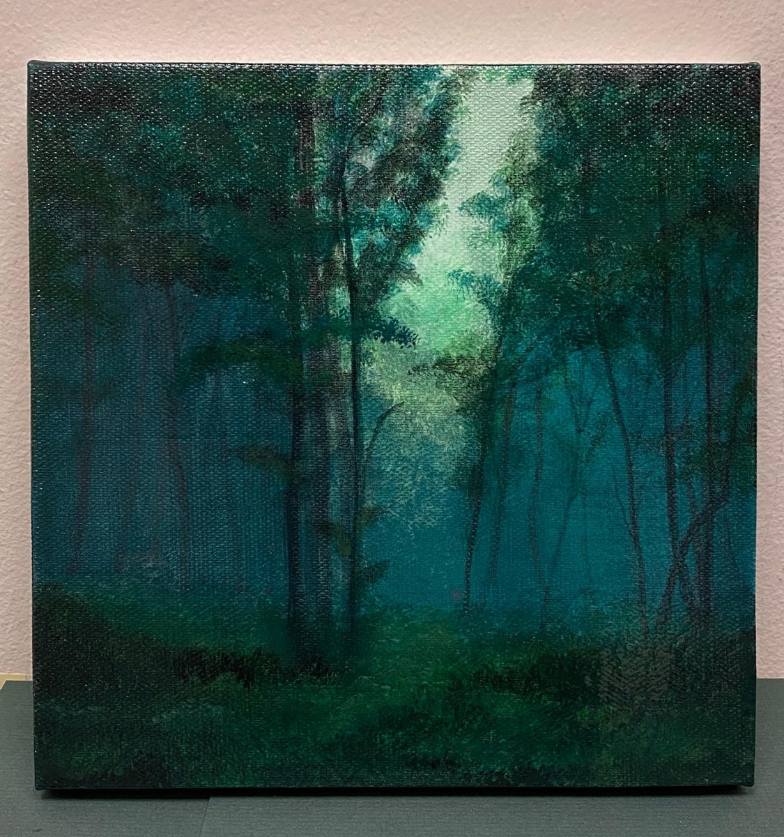 Maxim Dobrovolsky. Forest