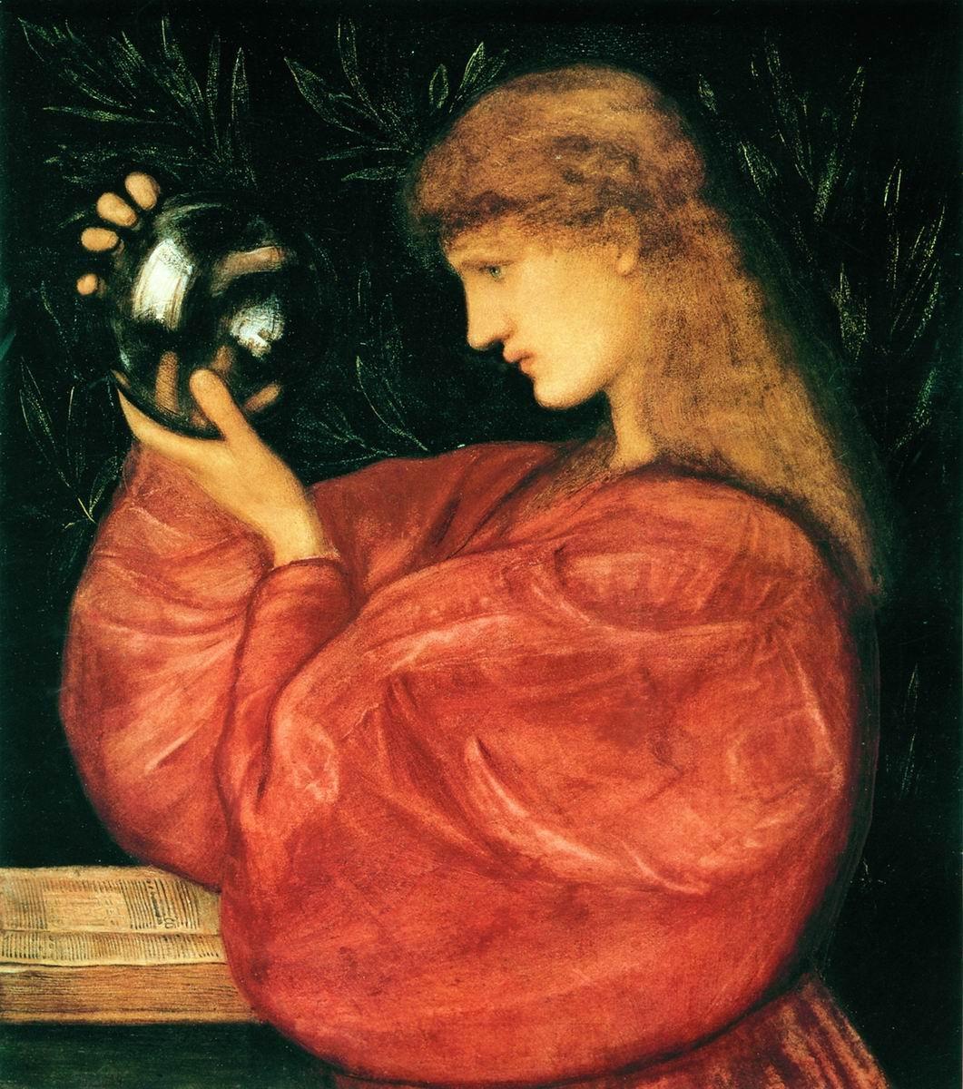 Edward Coley Burne-Jones. Astrologia