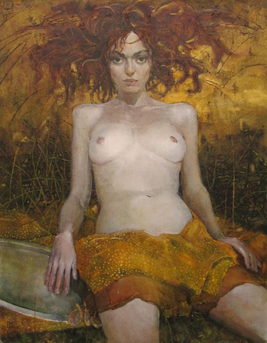 Polina Kuznetsova. Witch