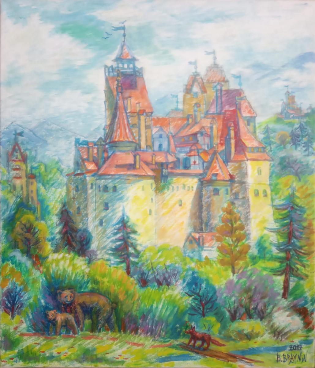 Boris Braynin. The Castle