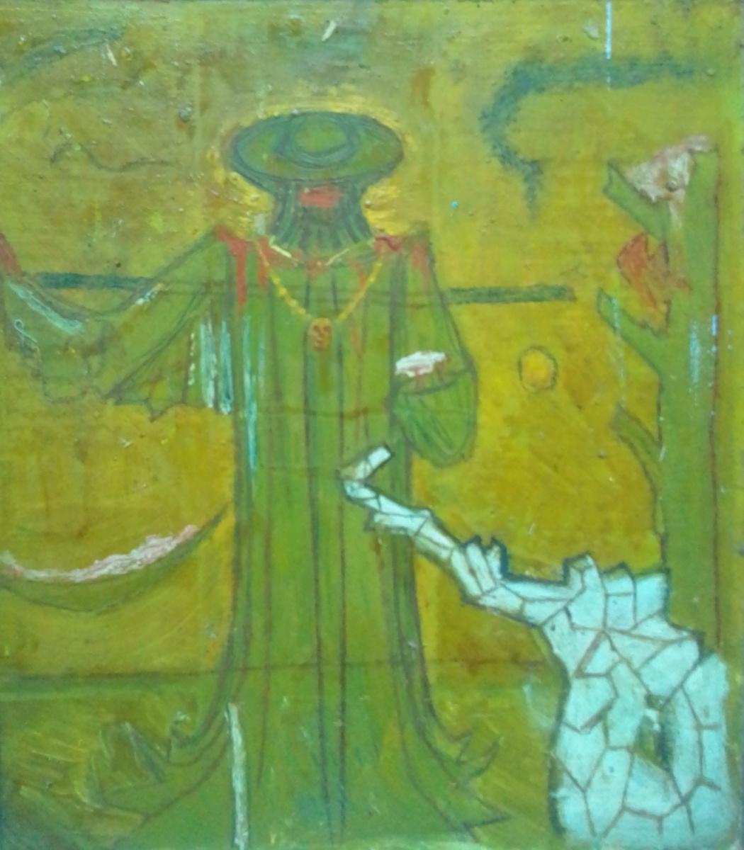 Вячеслав Коренев. Газовый ангел 1914 года