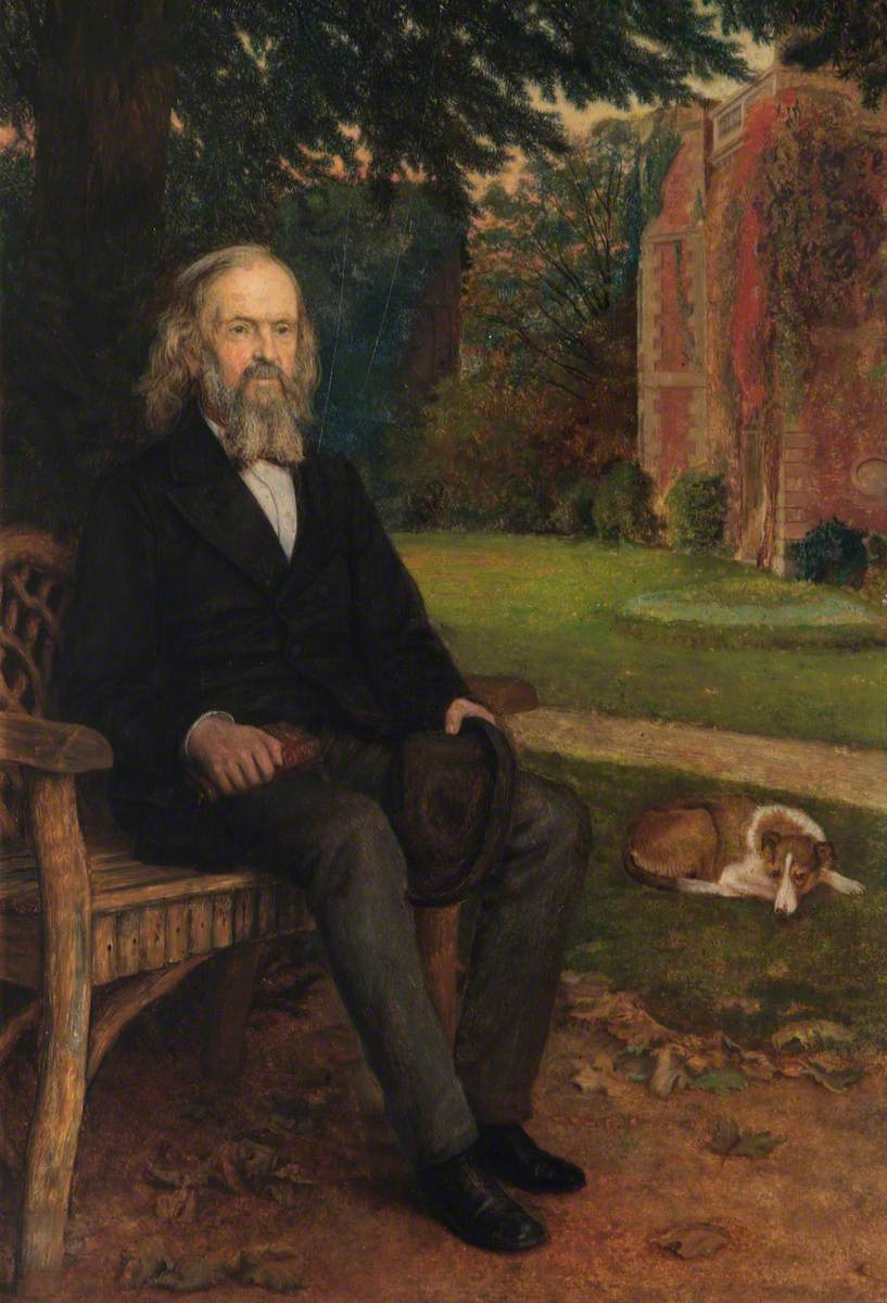 Arthur Hughes. Arthur Hill at Bruce Castle