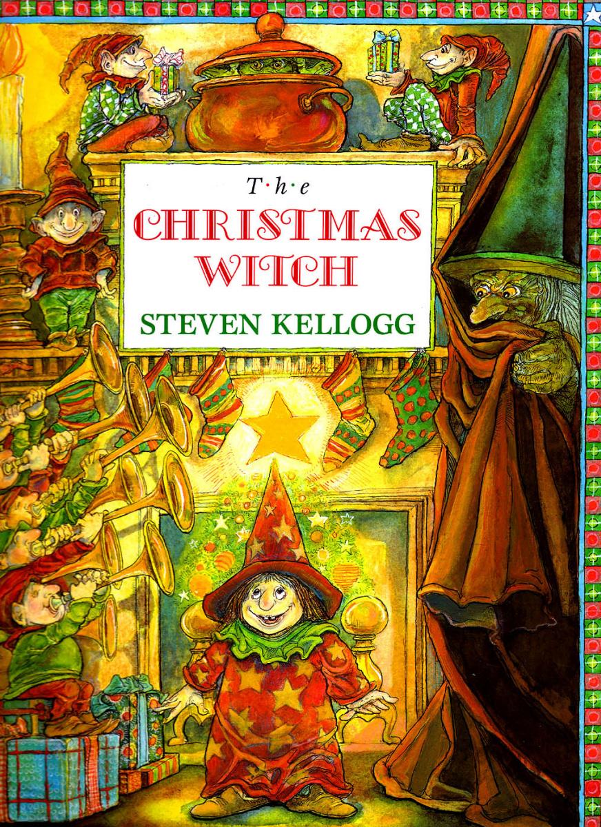 Стивен Келлог. Рождественская ведьма 20