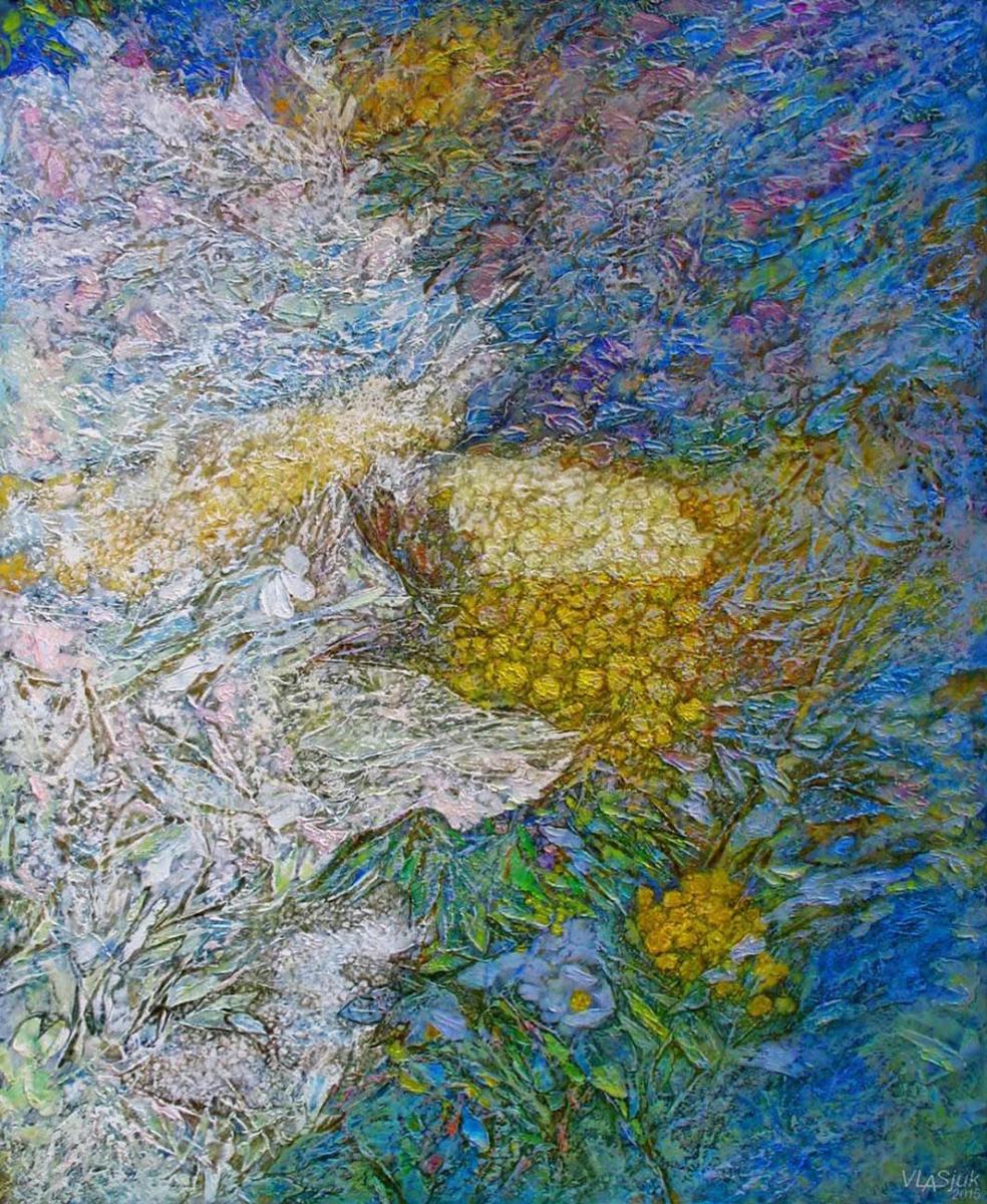 Alexander Ivanovich Vlasyuk. 367-2015-Grass-Light-Shadow