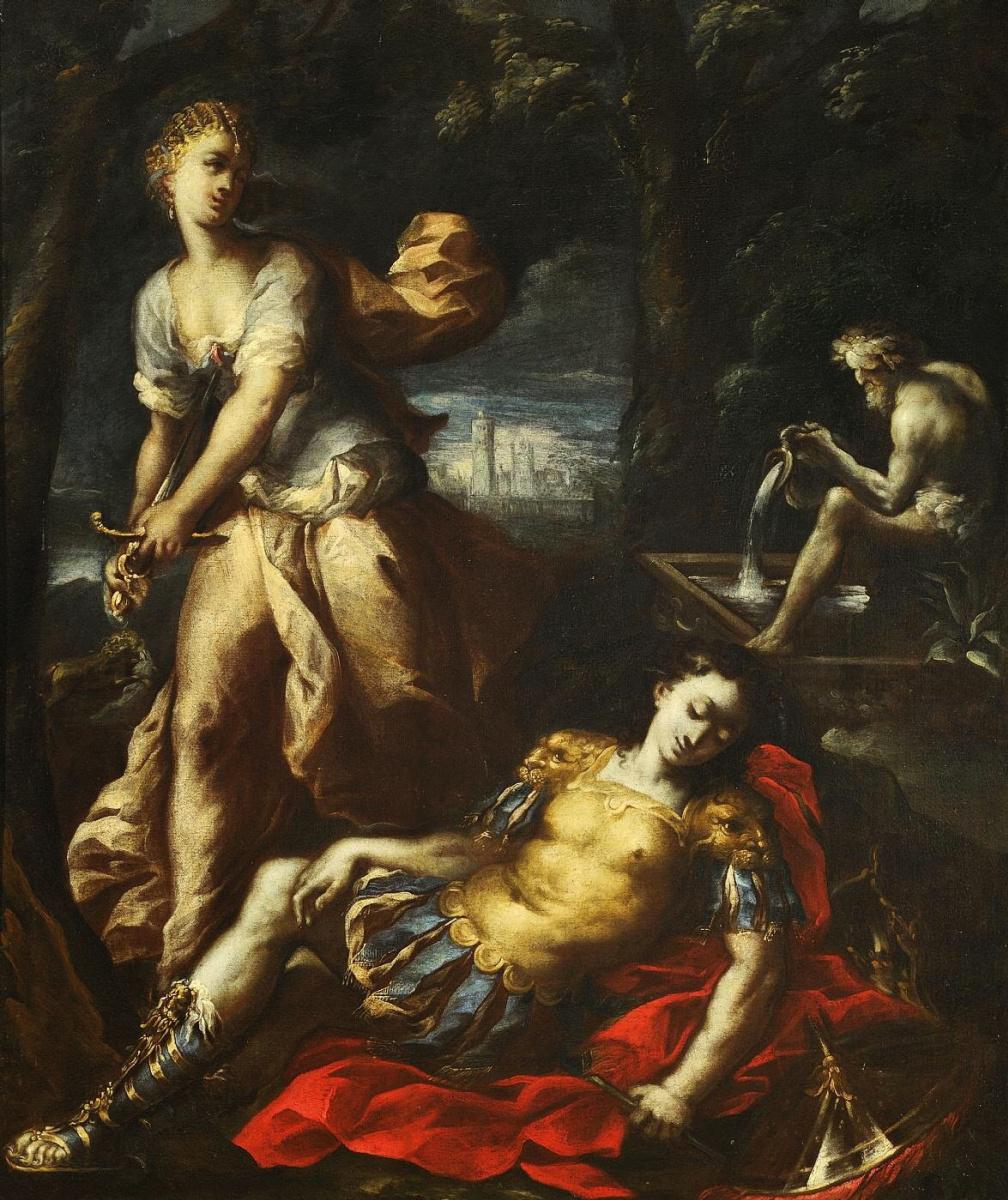 Antonio Lagorio. Pyramus and Thisbe