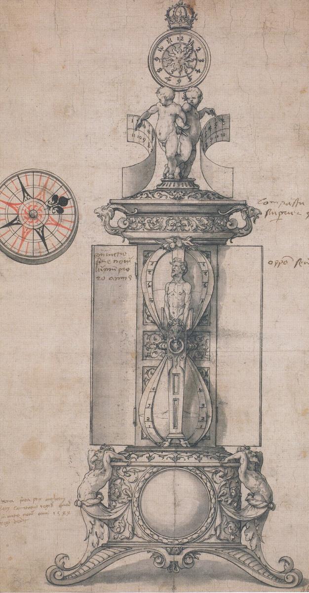 Ганс Гольбейн Младший. Астрономические часы