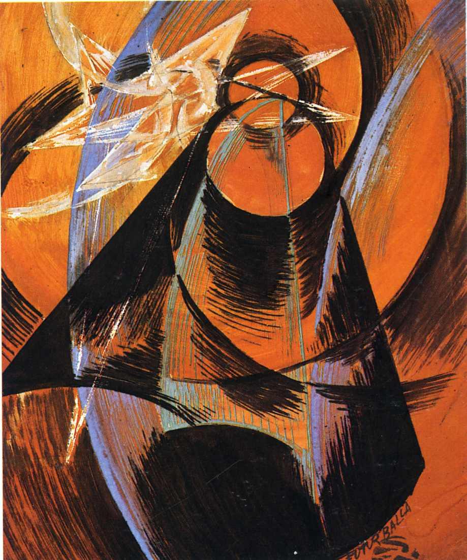 Giacomo Balla. Plot 1