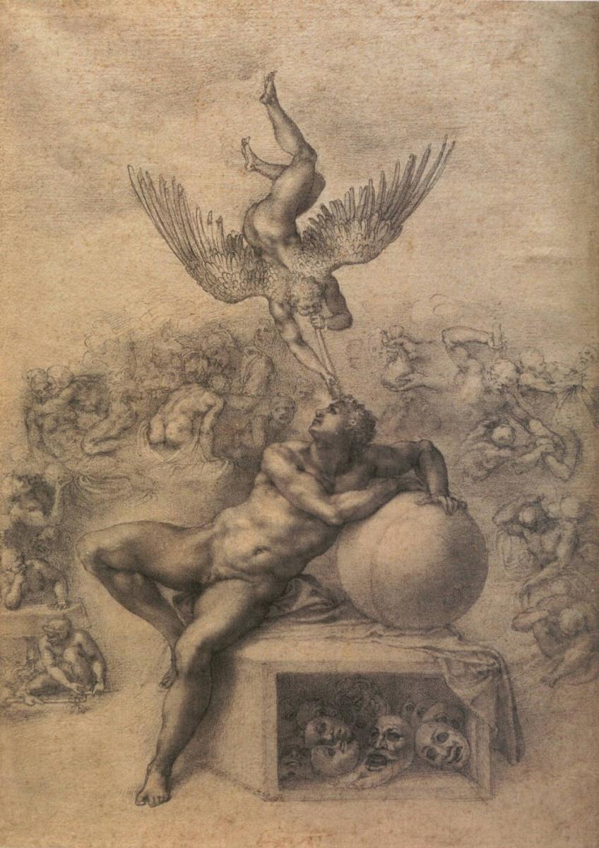 Микеланджело Буонарроти. Мечта человеческой жизни