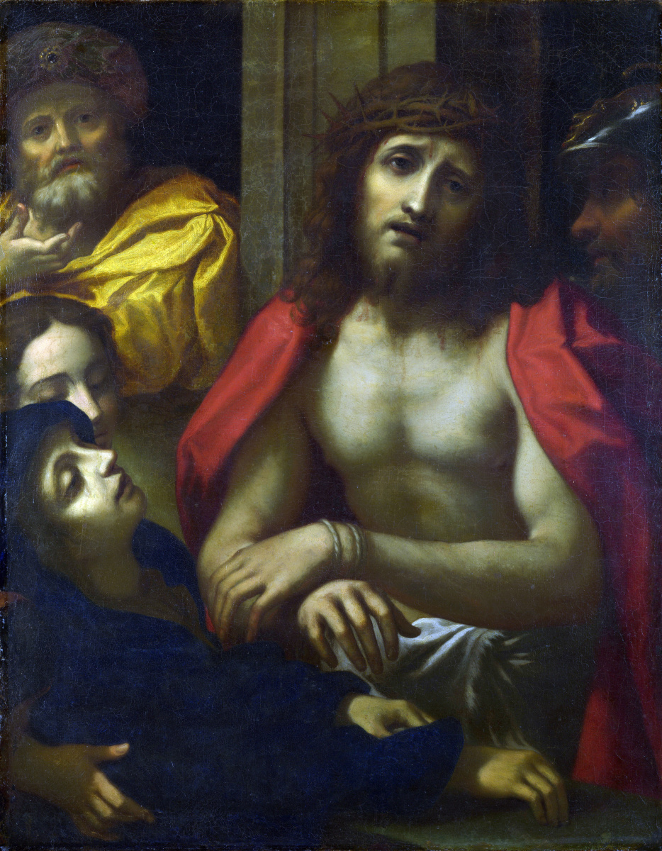Корреджо После. Христос представлен народу