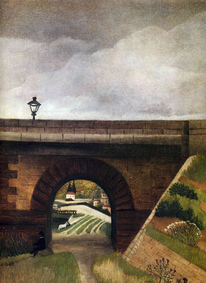 Henri Rousseau. Bridge