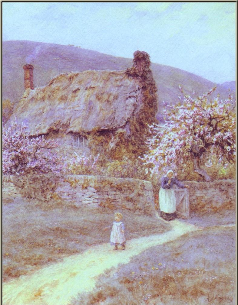 Артур Клод Стречен. Побег