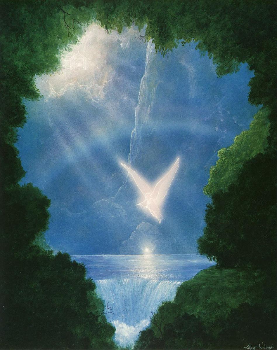Гилберт Уильямс. Падение ангела