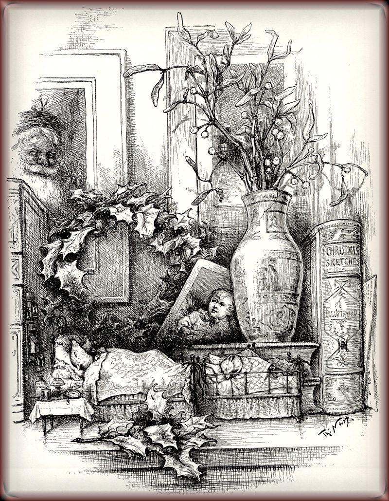 Thomas Nast. 43 the Night before Christmas