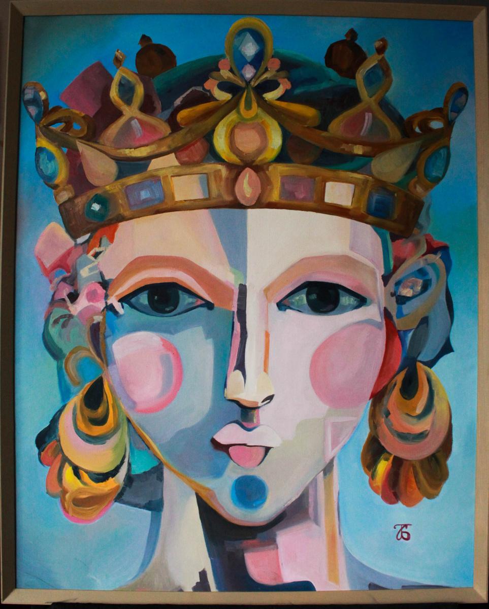 Катерина Володимирівна Бішарєва. Лик королевы красоты/Лик королеви краси/Queen of Beauty Face