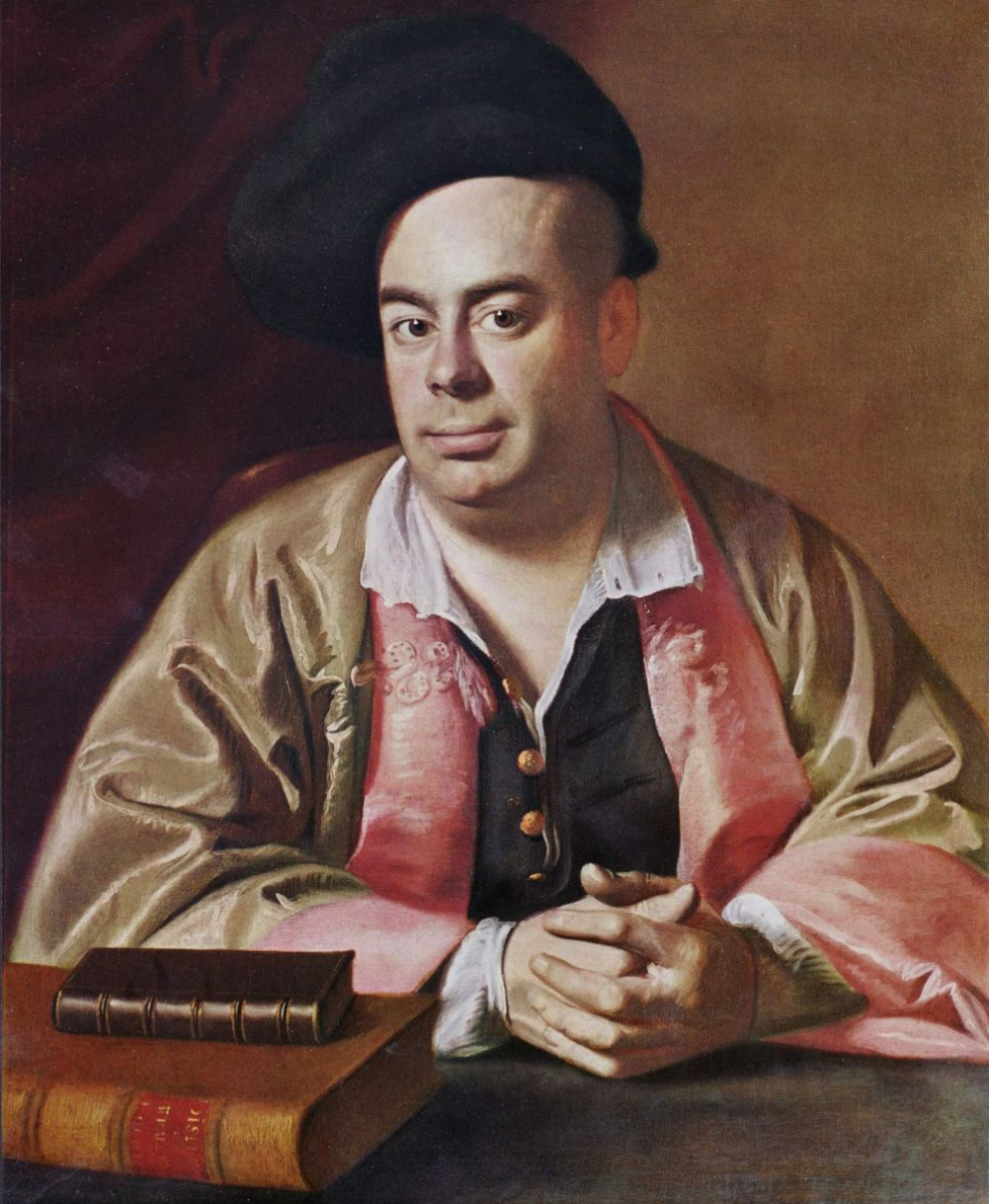 John Singleton Copley. Nathaniel Hurd