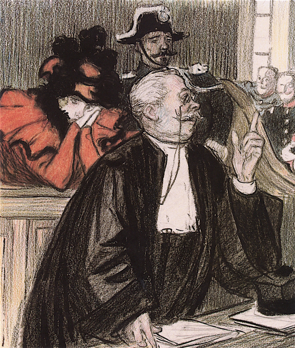 Theophile-Alexander Steinlen. It's just a lot of love!..