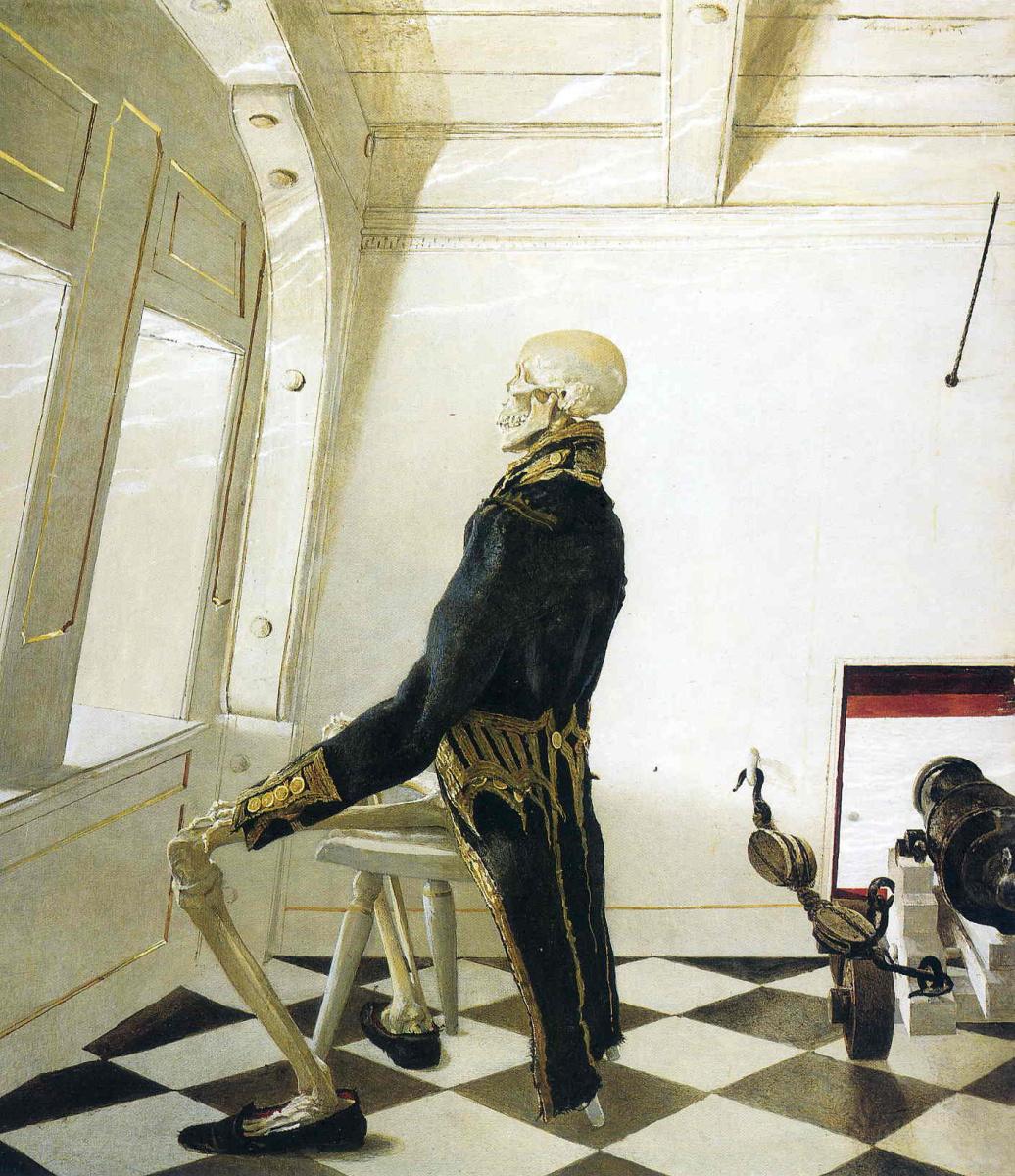 Andrew Wyeth. Dr. Shin