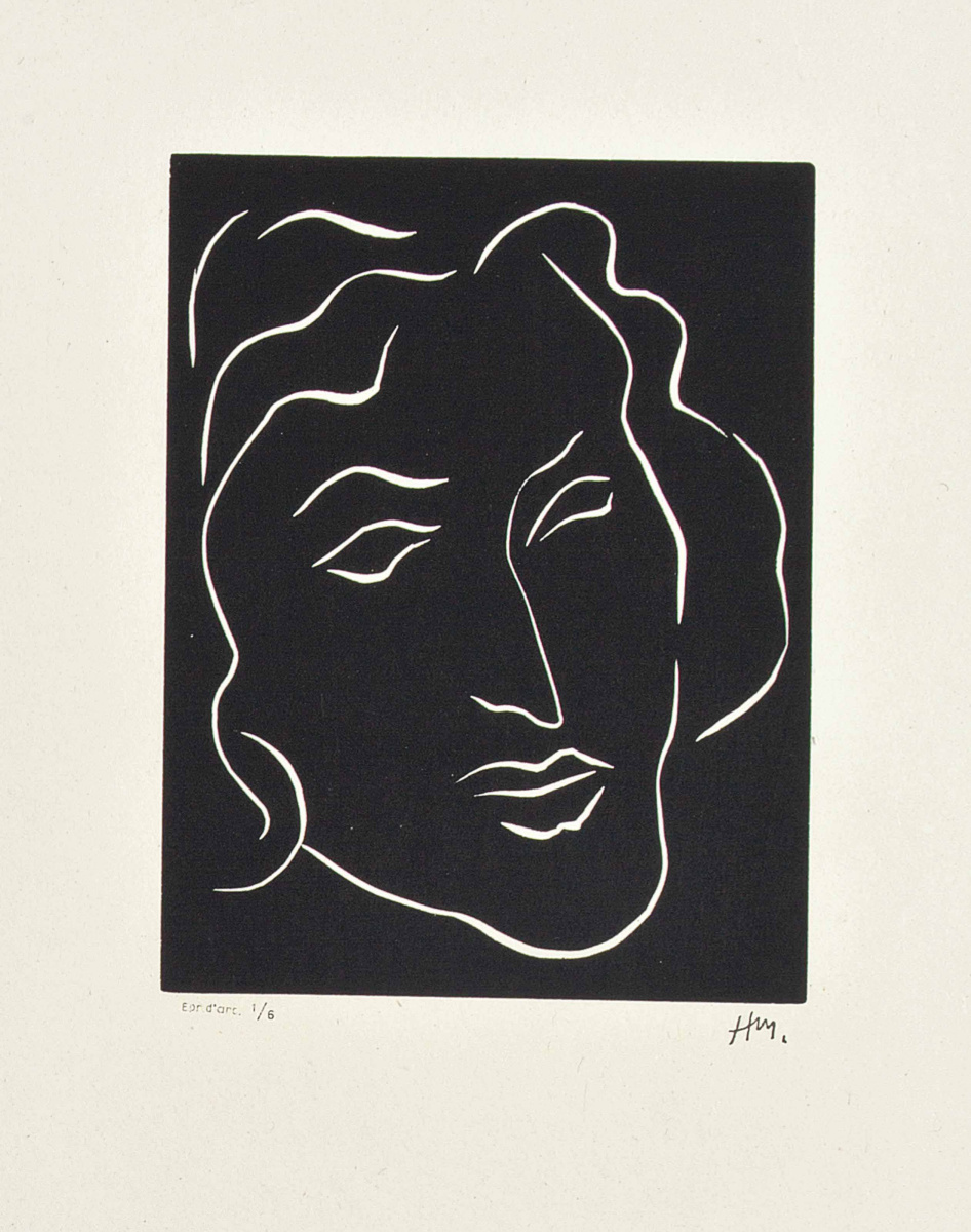 Henri Matisse. Florentina