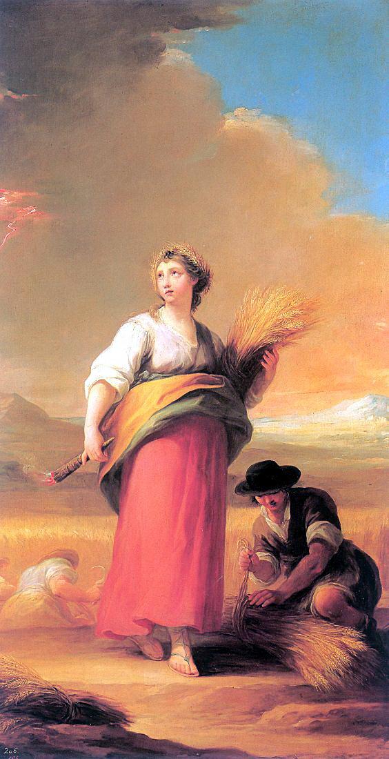 Мариано Сальвадор Маэлья. Небо огненное