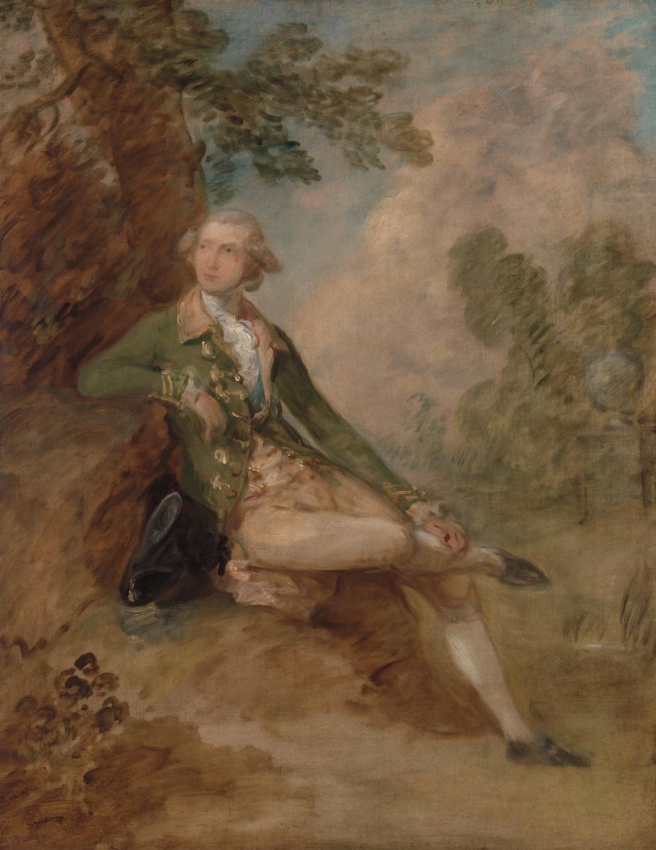 Thomas Gainsborough. Edward Augustus, Duke of Kent