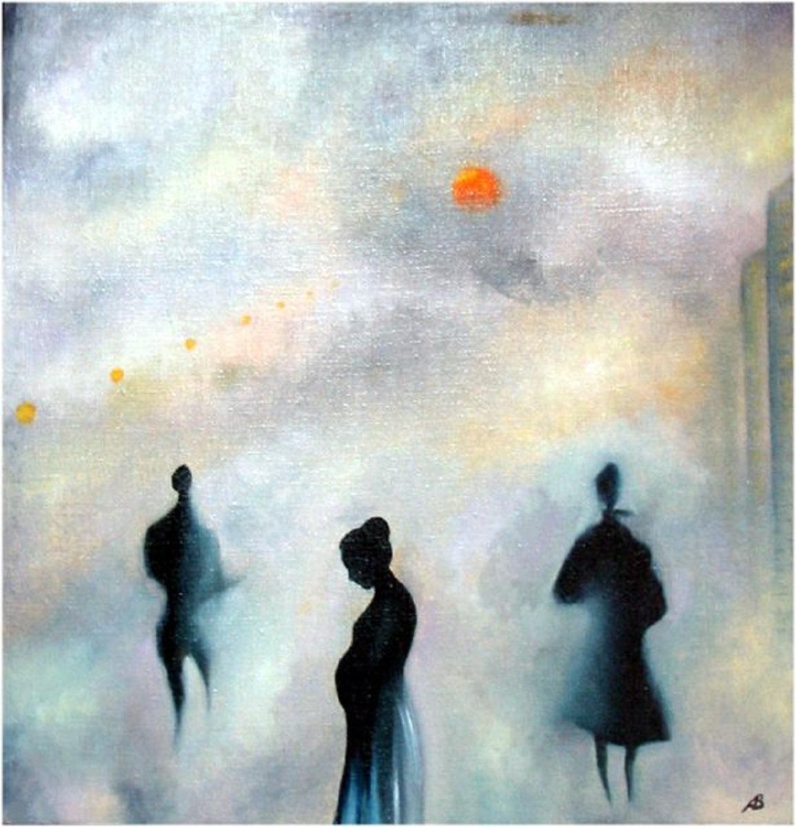 Владимир Васильевич Абаимов. Walking in the fog 3