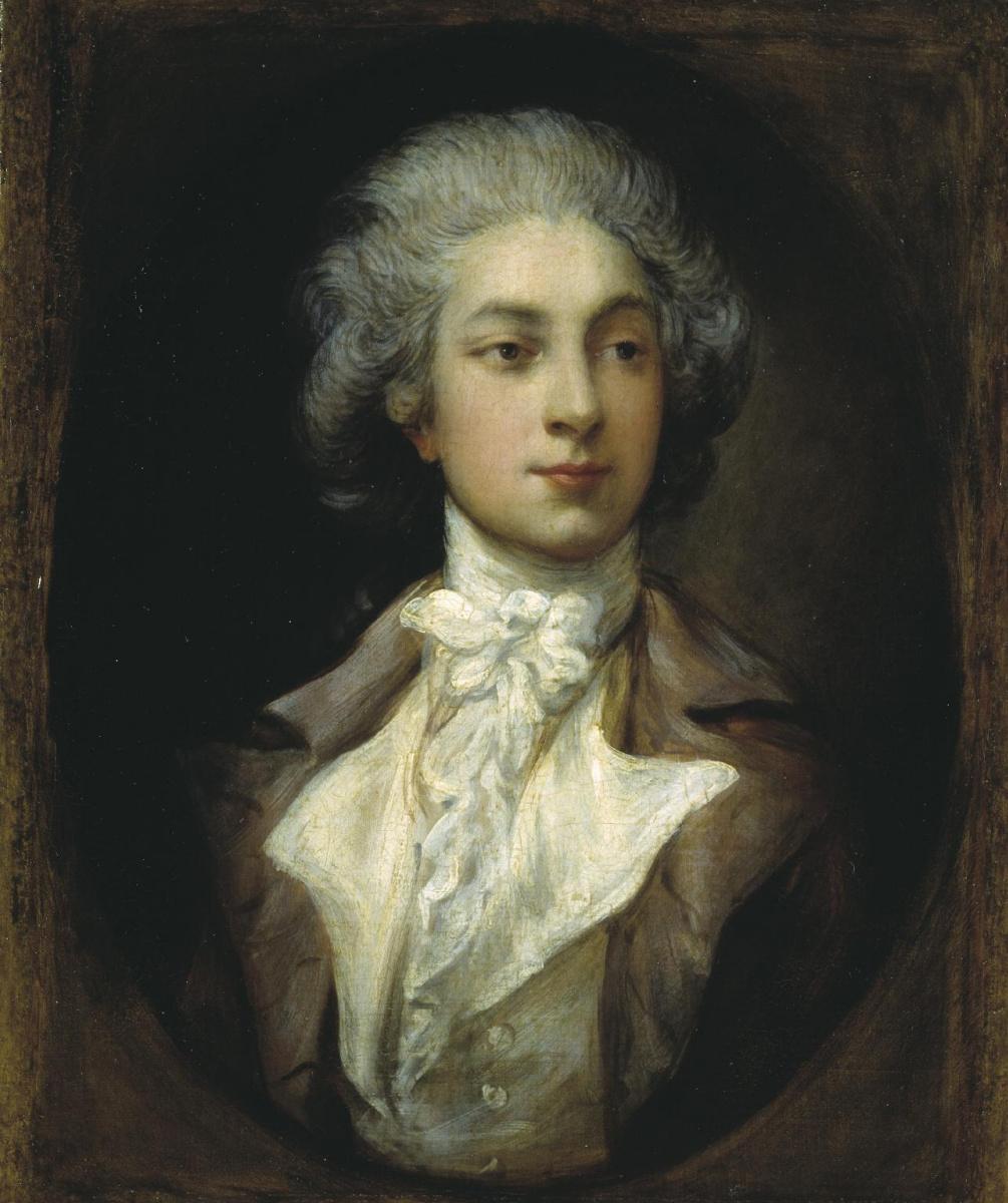 Thomas Gainsborough. Mary Jane August, Vestris