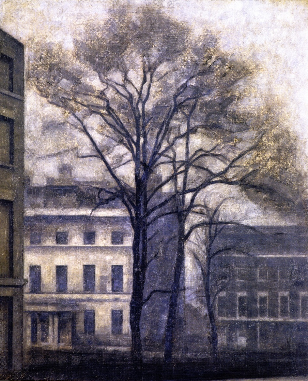 Вильгельм Хаммерсхёй. Еврейский колледж «Раввинская семинария» на улице Гилфорд, Лондон