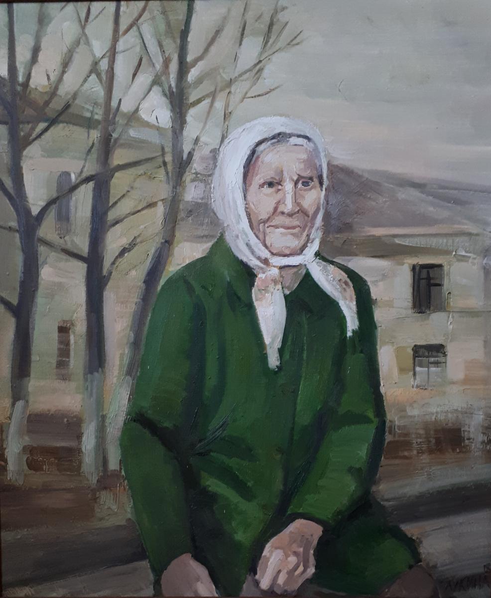 Olga Viktorovna Lukina. MY BUTTERFLY