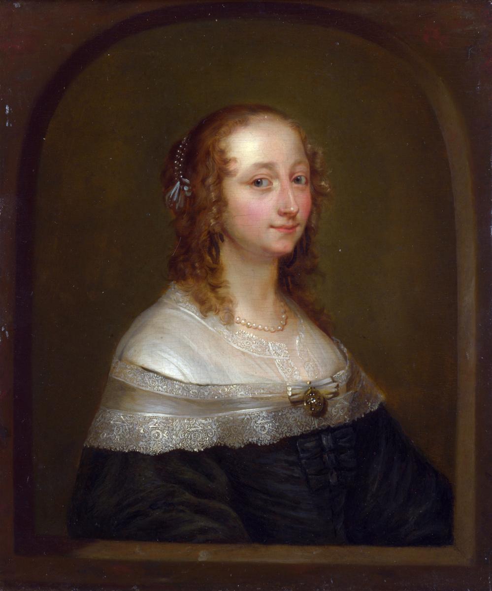 Оф Гонзалес Кокууес Имитатор. Женский портрет