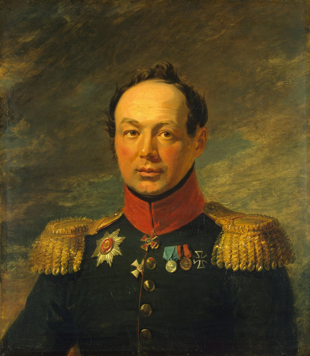 Джордж Доу. Портрет Ивана Александровича Набокова