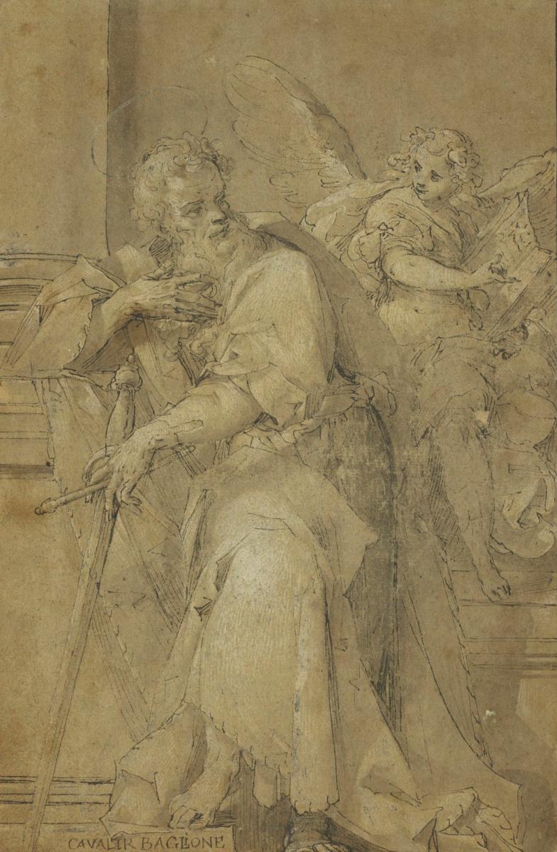Джованни Бальоне (Баглионе). Святой Павел