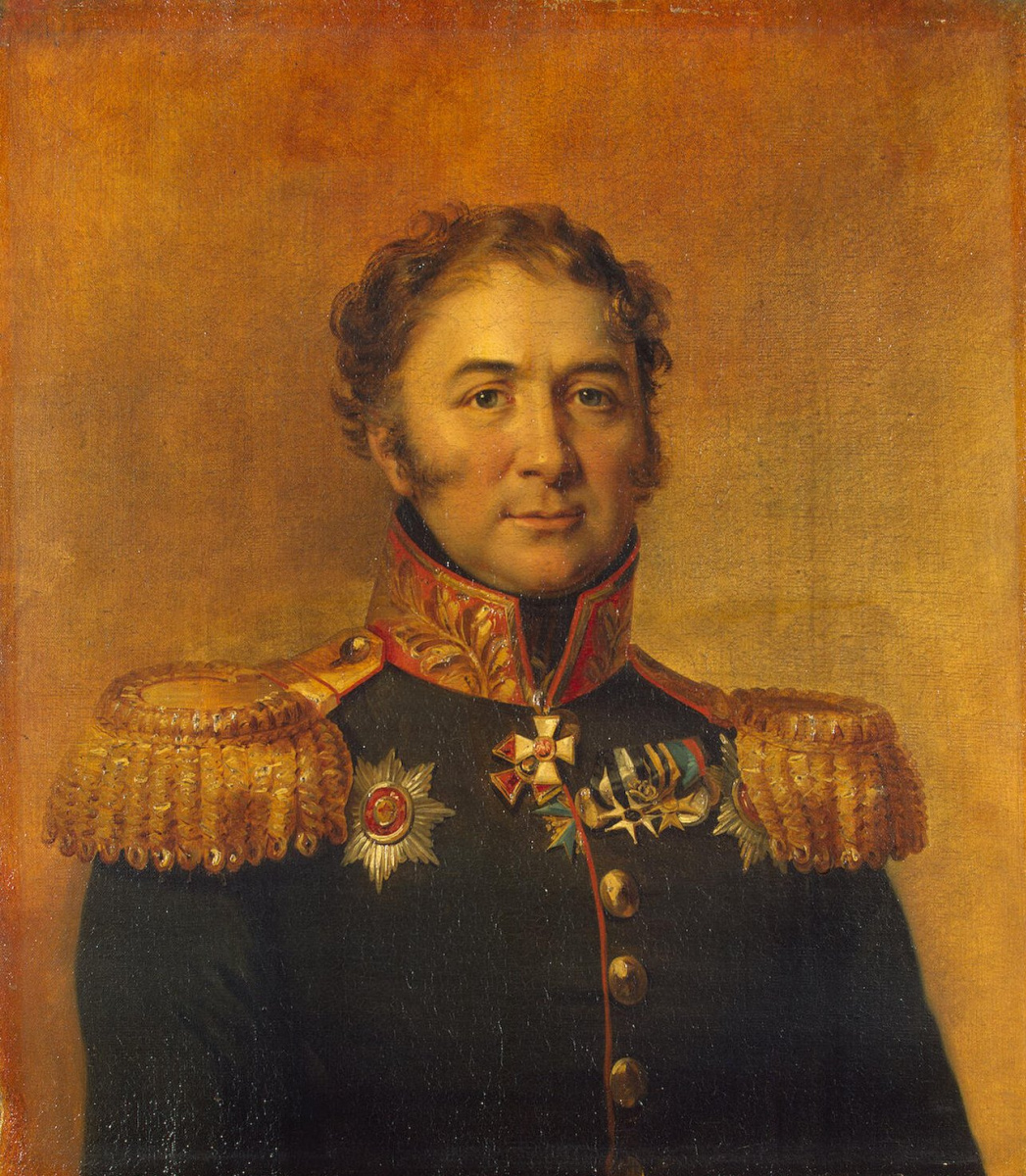 Джордж Доу. Портрет Николая Васильевича Дехтерева