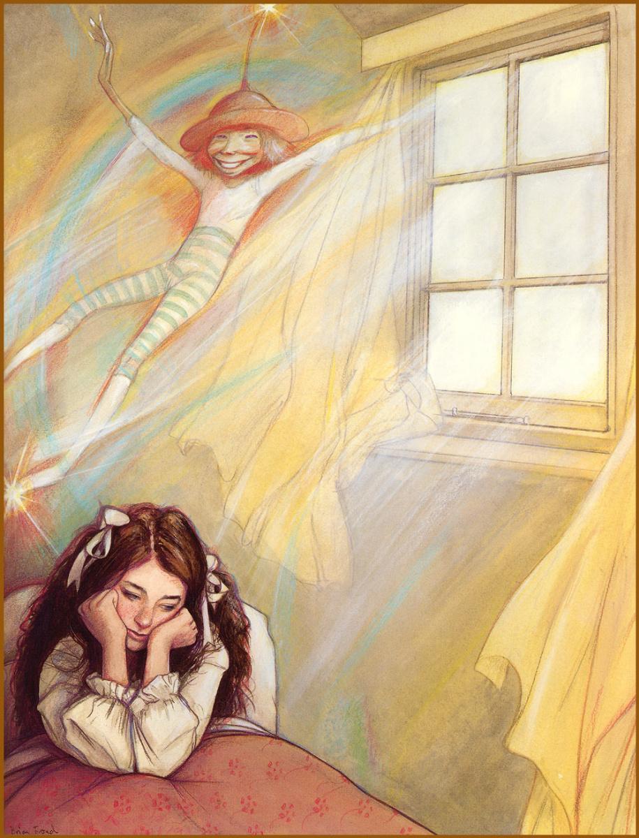 Брайан Фруд. Свет в окне