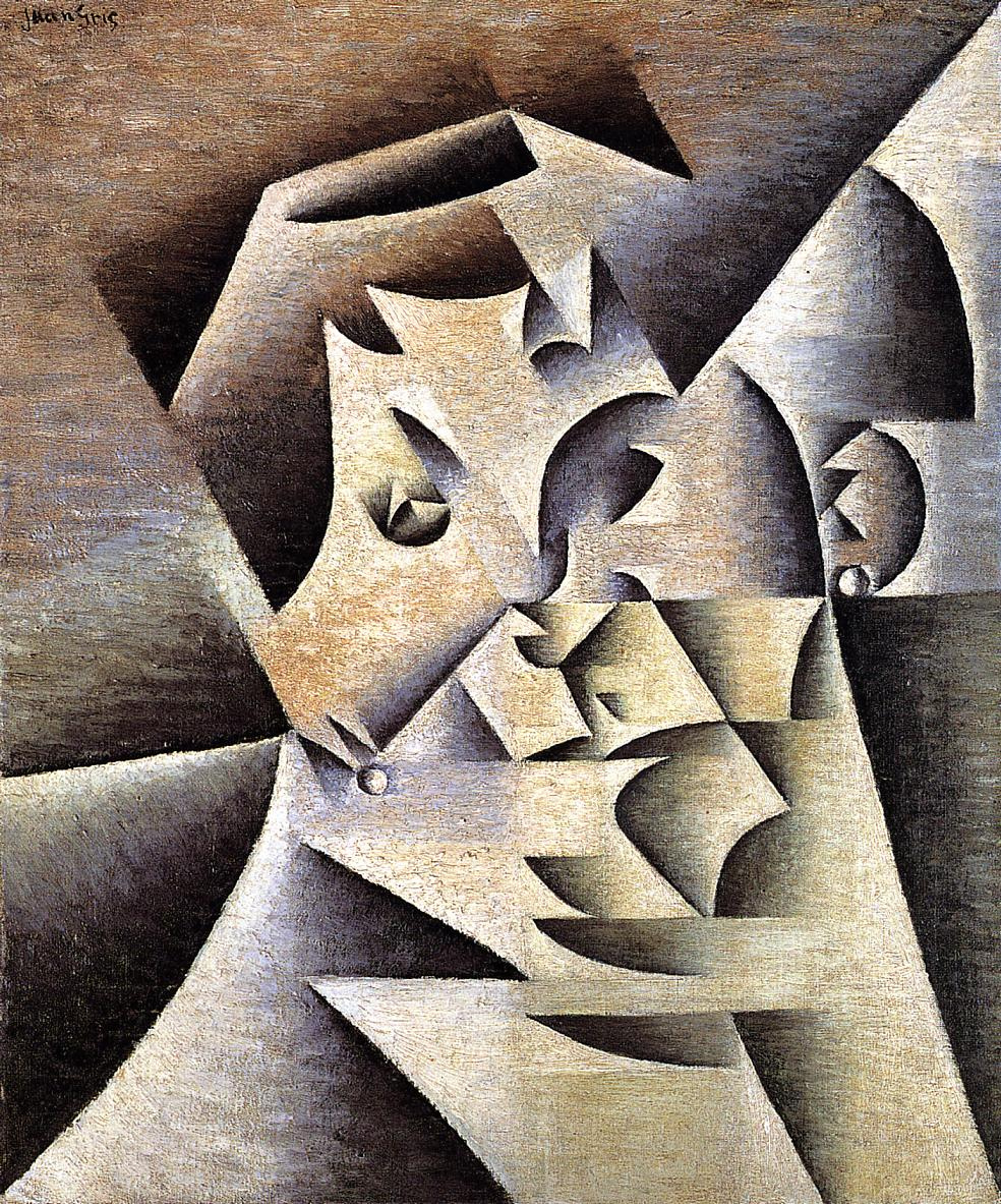 Juan Gris. Portrait of the artist's mother