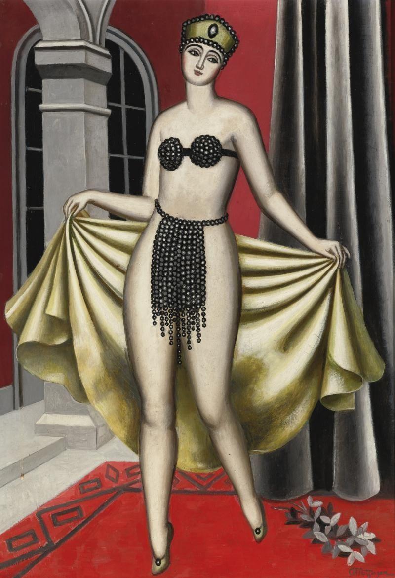 Jean Metzinger. Salome