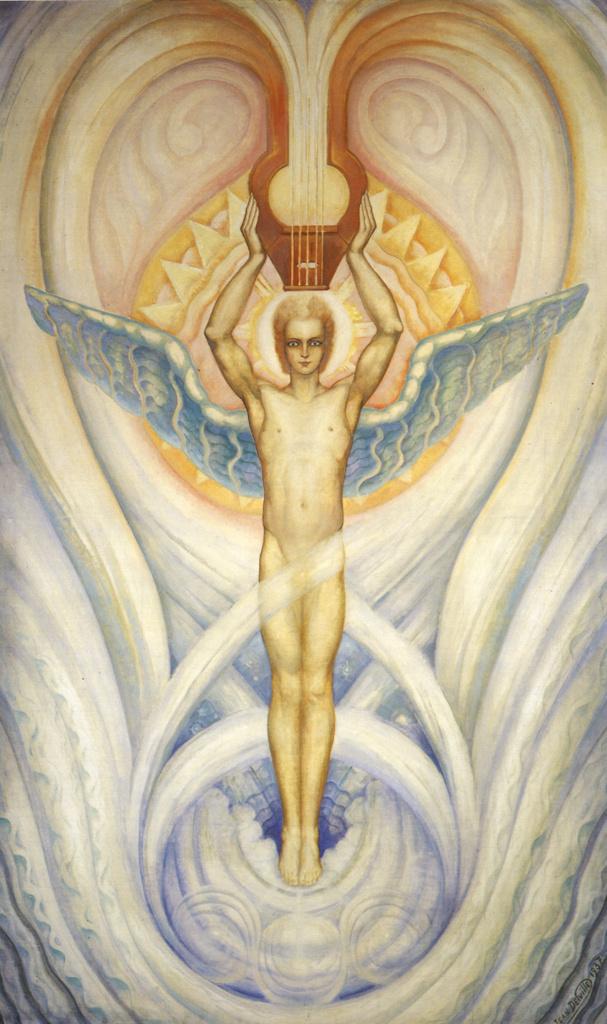 Жан Дельвиль. Ангел музыки