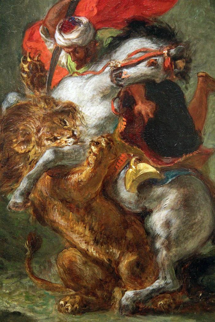 Arab-lion