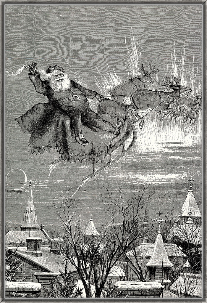 Томас Наст. 68 Счастливого Рождества всем