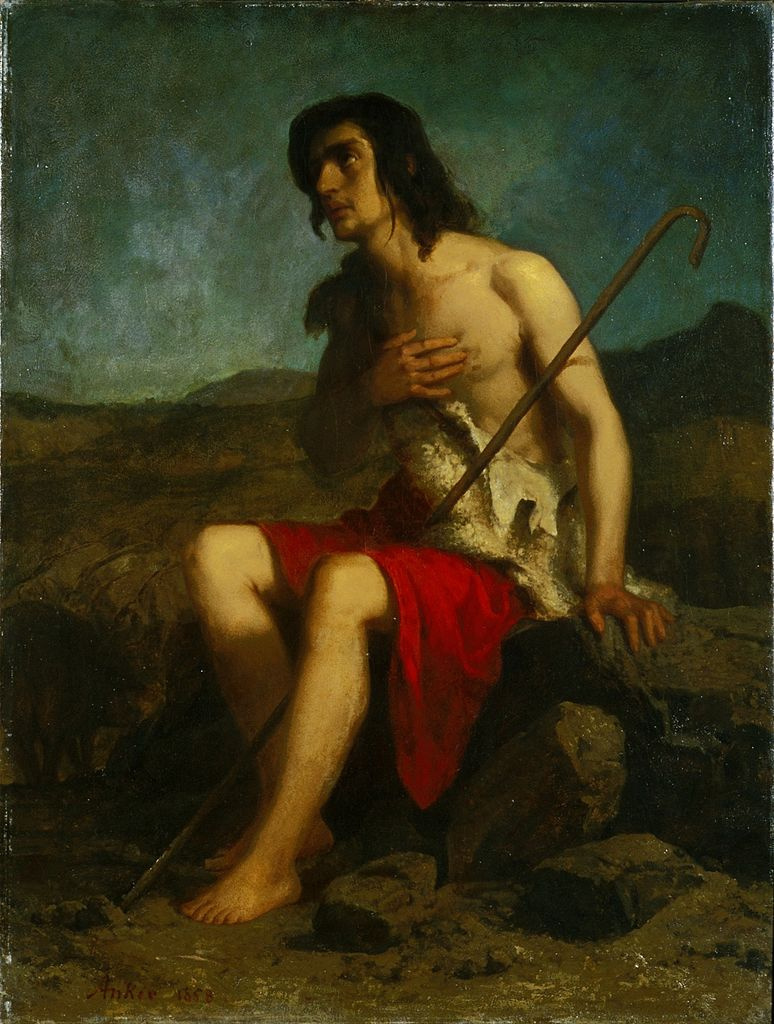 Albert Anchor. The prodigal son