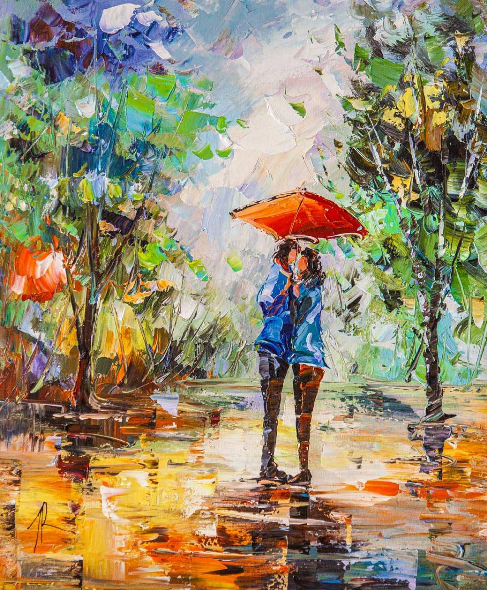 Jose Rodriguez. Влюблённые под дождем