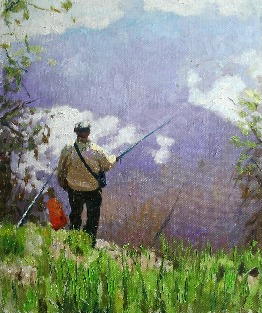 Михаил Рудник. Fishing