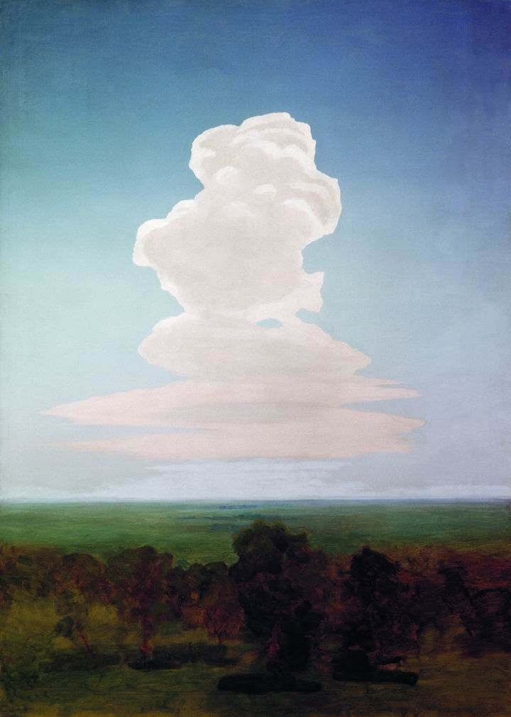 Архип Иванович Куинджи. Облака