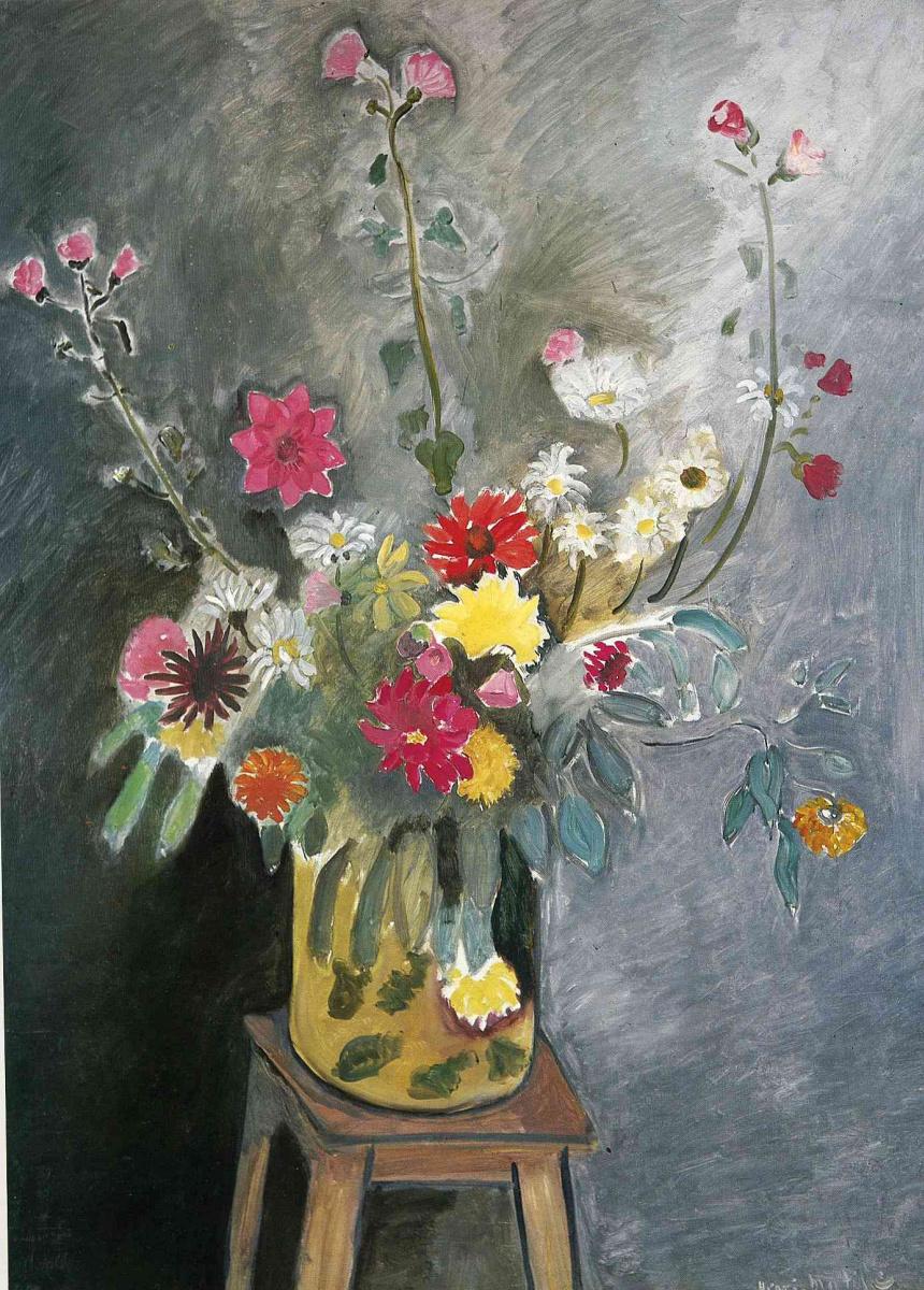 Анри Матисс. Цветы