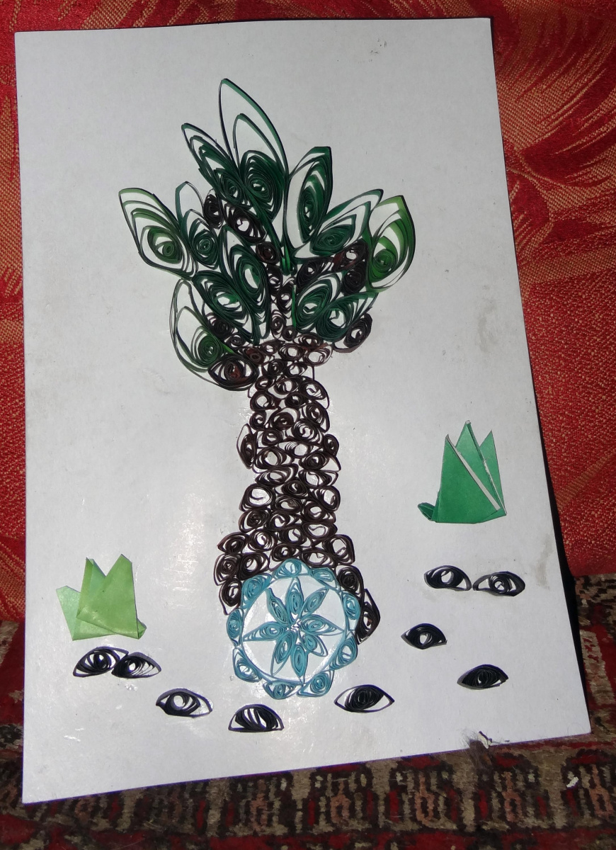 Алиса Михалева. Мировое дерево