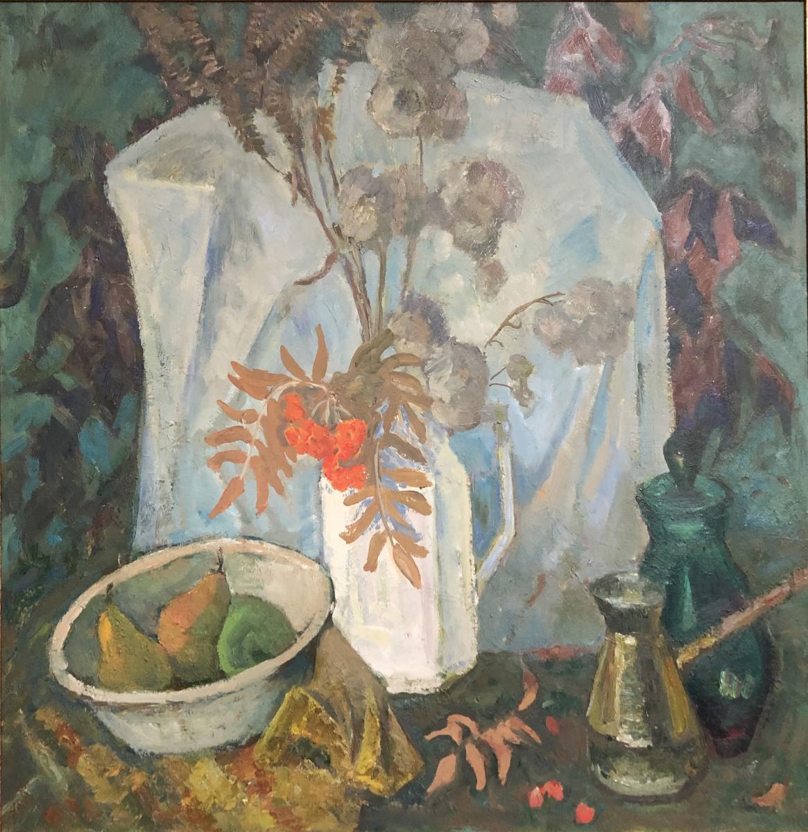 Elena Alexandrovna Rukavishnikova. Dry bouquet