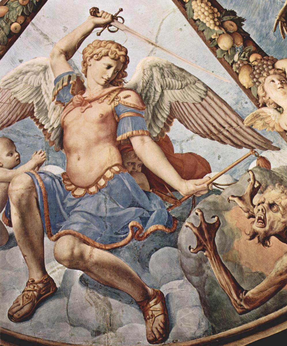 Agnolo Bronzino. The fresco of the Chapel of Eleanor of Toledo at the Palazzo Vecchio