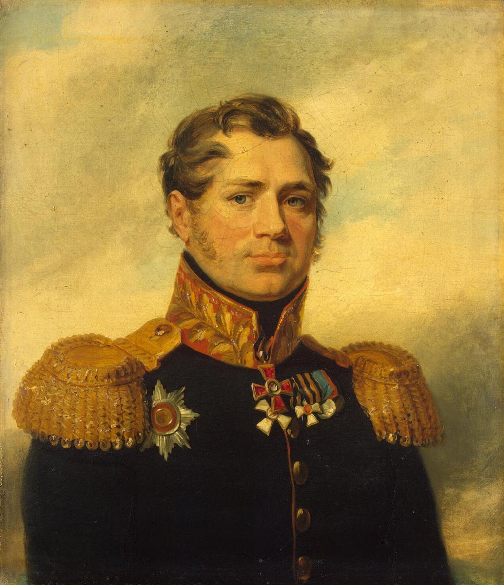 Джордж Доу. Портрет Игнатия Петровича